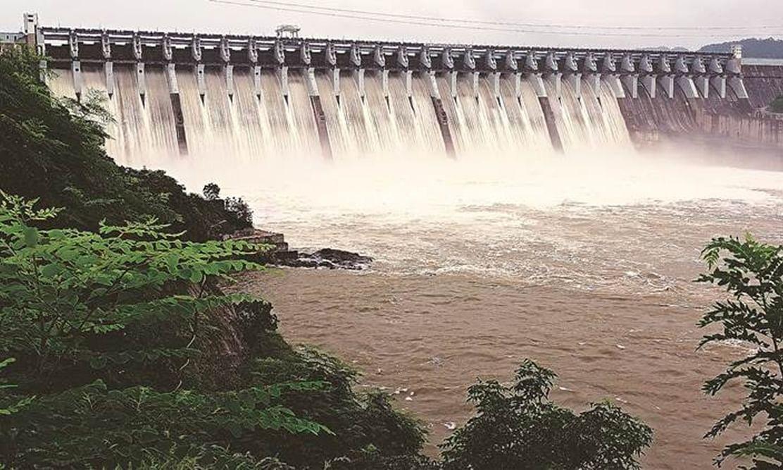 Gujarat government begins diversion of Narmada water to Saurashtra