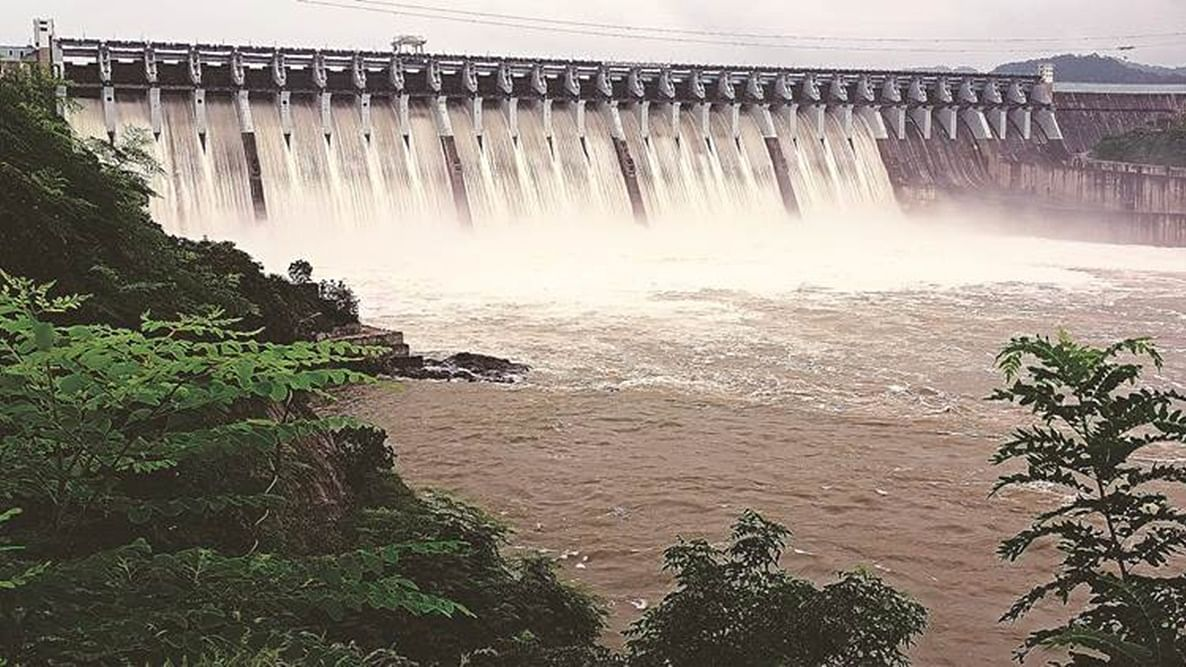 Gujarat government begins diversion of Narmada water to Saurashtra