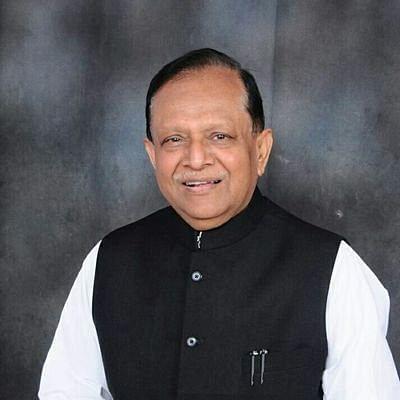 UP Minister for Rural Development Rajendra Pratap