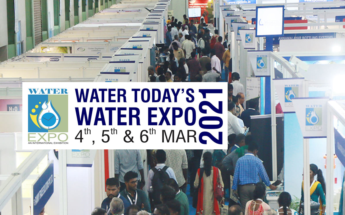 Water Today's Water Expo