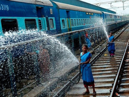 Railway stations to be classified based on wastewater generation