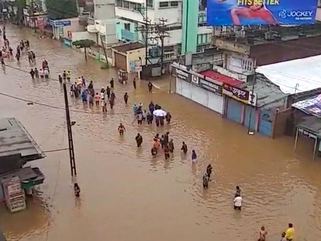 Karnataka, Maharashtra setting up panel to manage monsoon floods