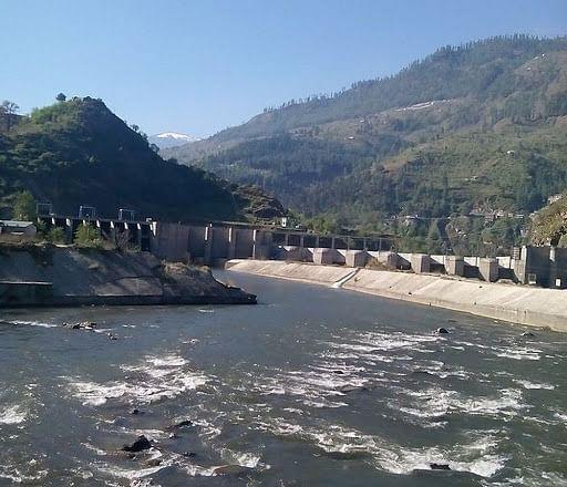 Renukaji Dam