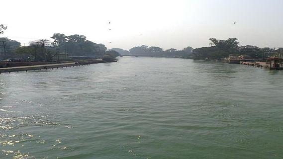 Ganga Canal in Roorkee