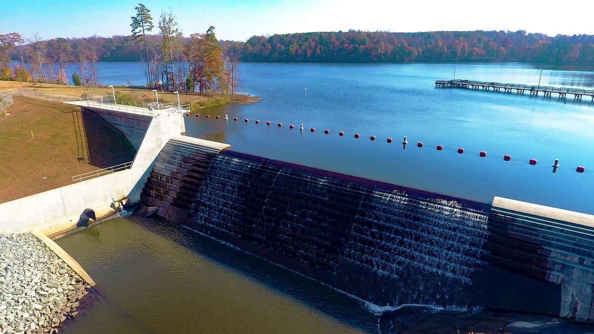 Salem Lake Dam