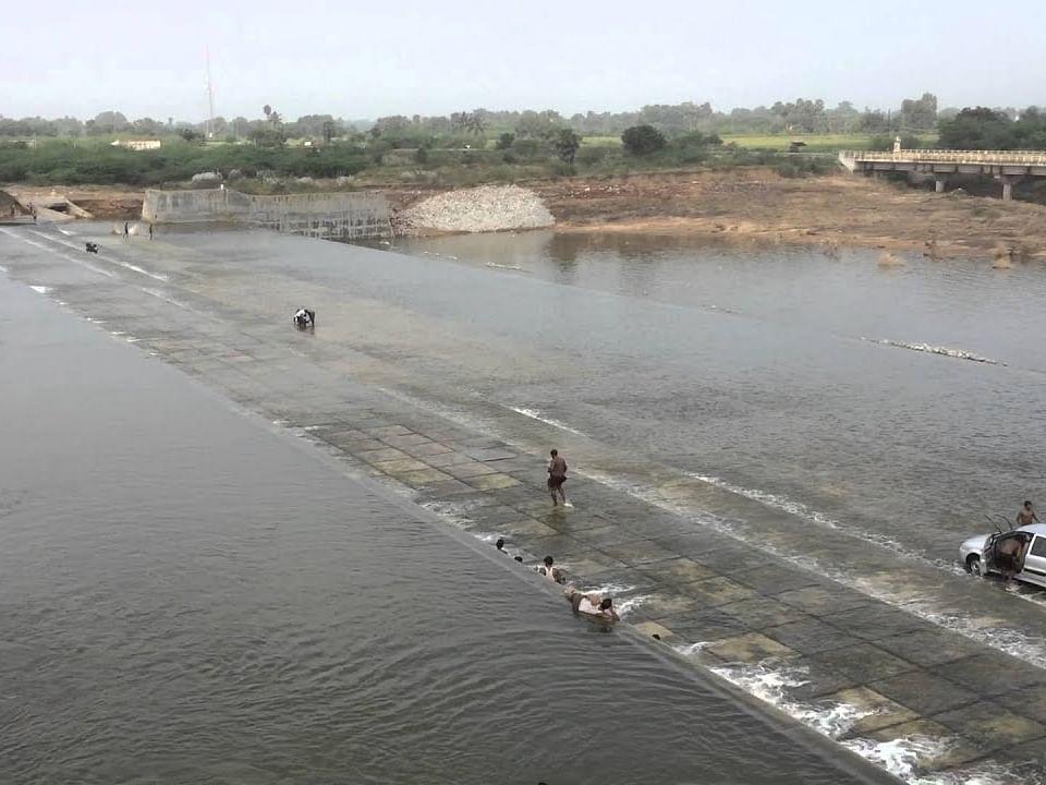 Tamaraipakkam dam to be renovated at a cost of ₹4 crore
