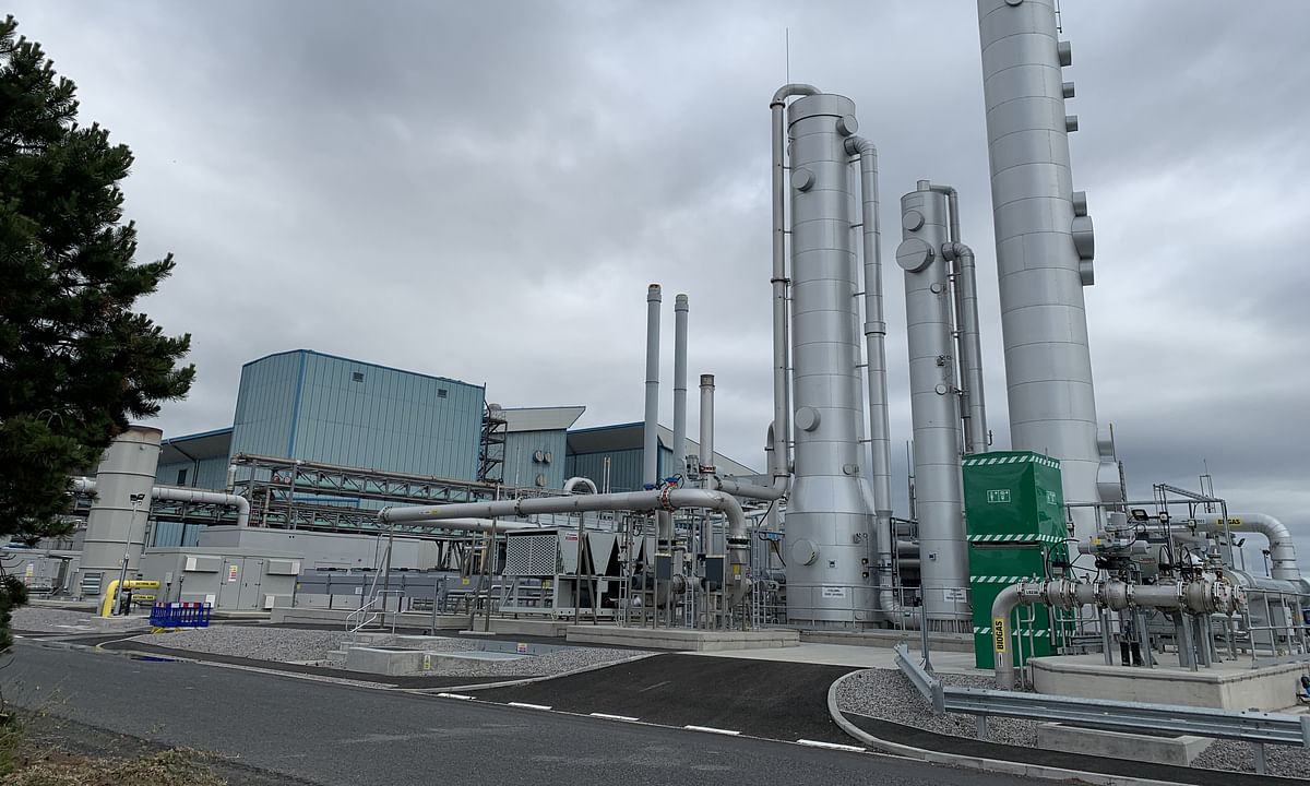 Northumbrian Water makes £9.5m gas to grid investment