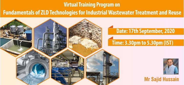 ZLD Technologies for Industrial Wastewater Treatment & Reuse