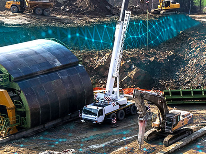 Bentley Systems Announced Cloud Service for Geotechnical data