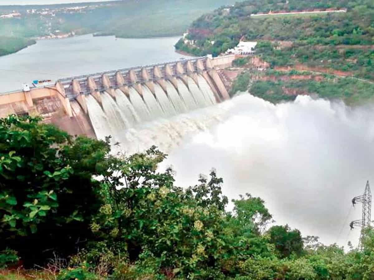 AP urges Centre to Draw Policy Treating Water as National Wealth