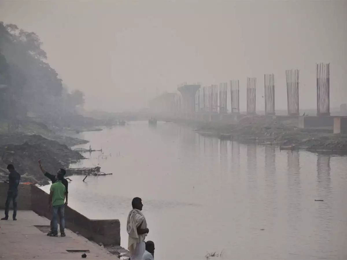 Rs 3 crore penalty on Varanasi plant for polluting Ganga