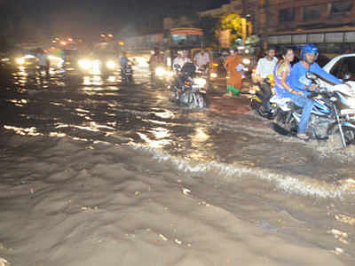 Rain exposes Madurai city's famed water mgmt system
