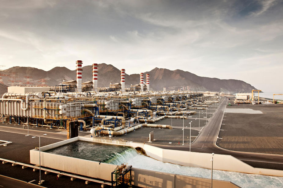 Japan's Toray wins supply contract for Bahrain, UAE desal plants