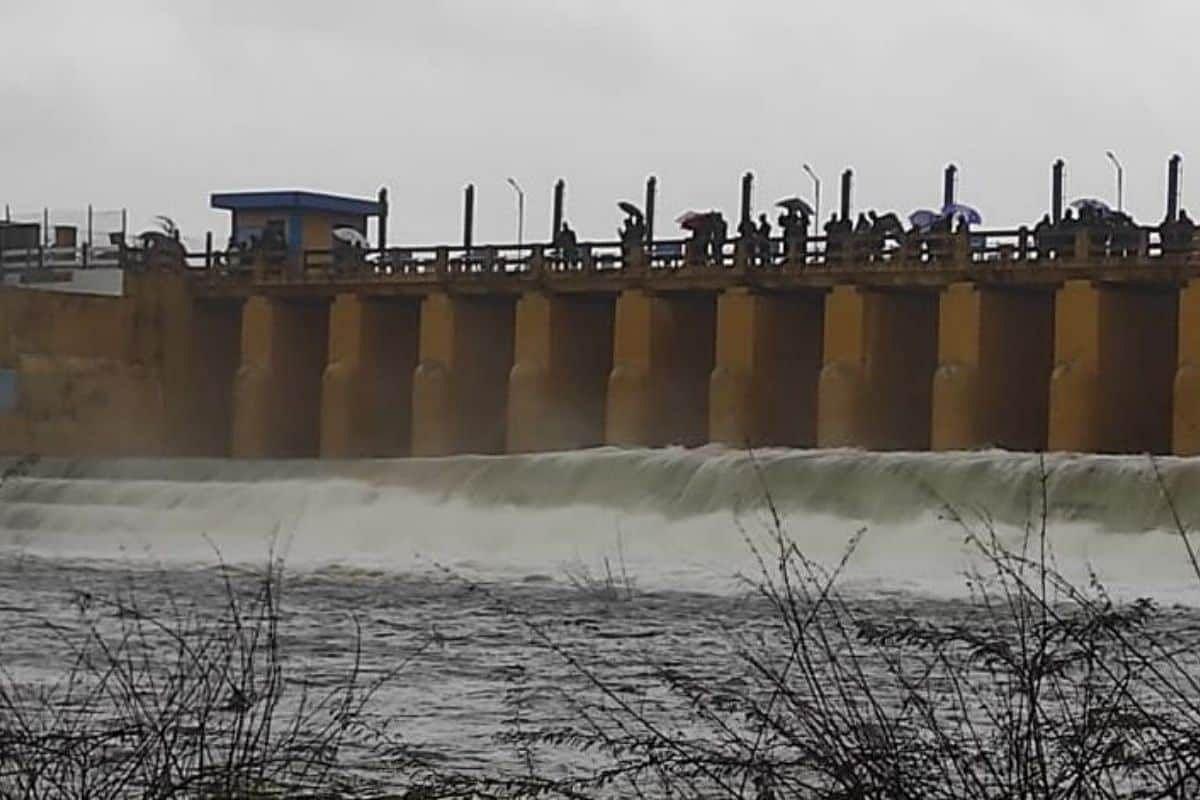 Chennai rain: Water discharge from Chembarambakkam reduced