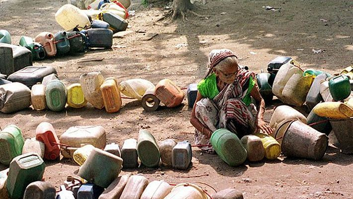 Crisis looms in Agra as underground water tests unfit for drinking