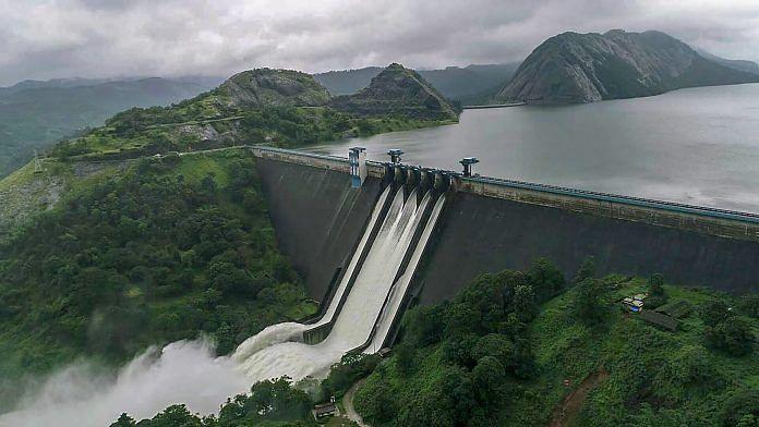 Early-warning system installed on Idukki dam