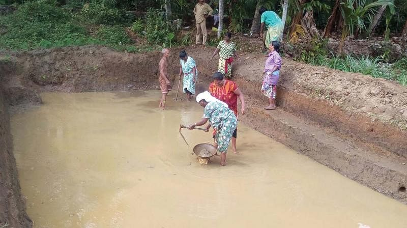Water harvesting, conservation start to pay off: MGNREGA