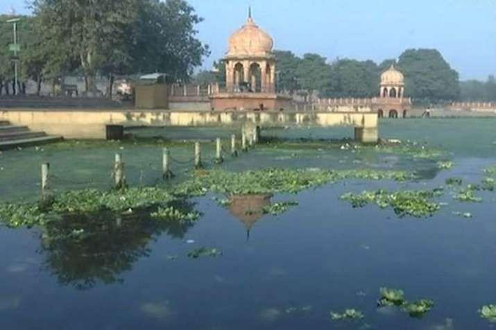 Yogi Adityanath to make UP rivers 'clean and serene'