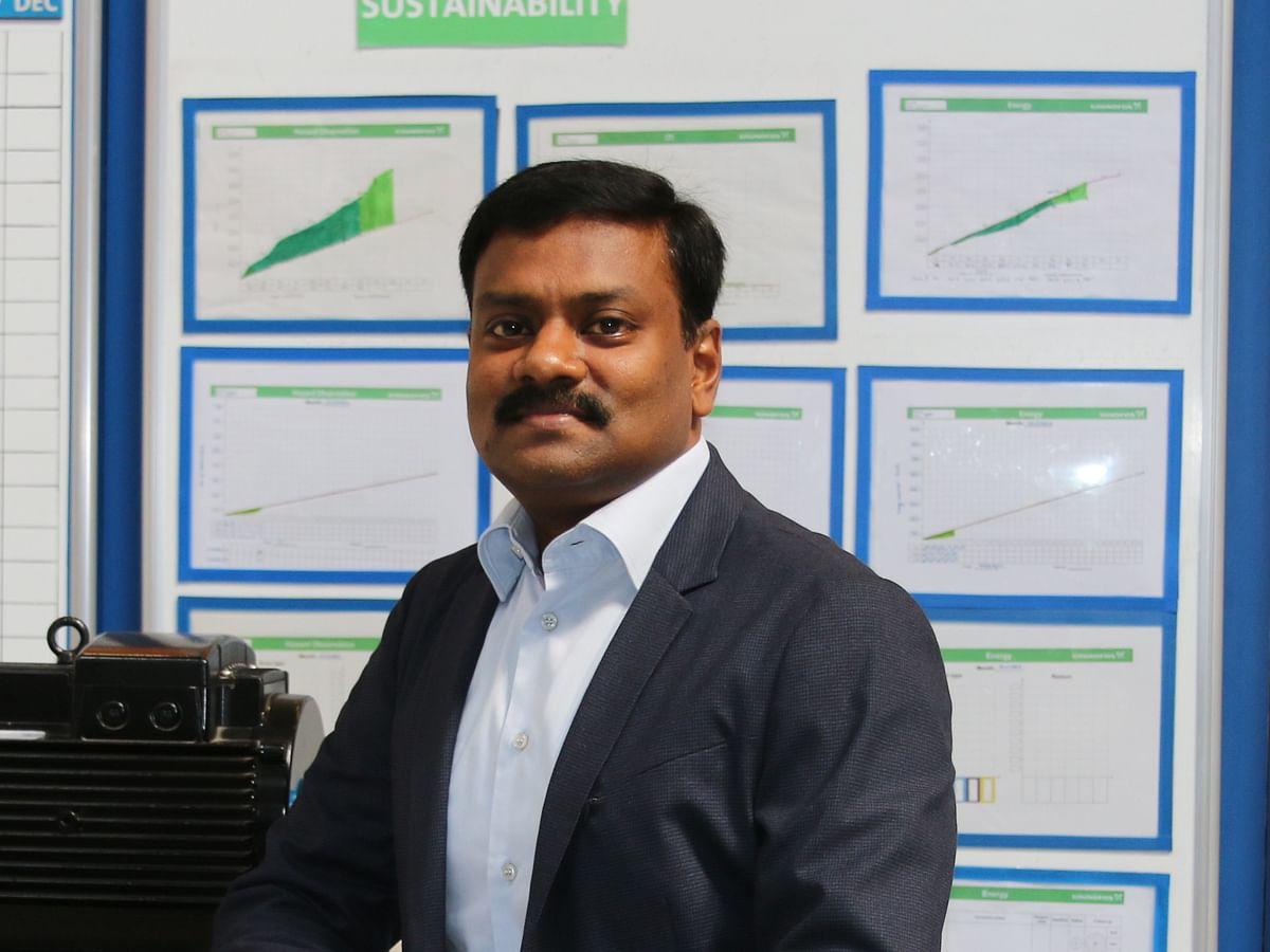 George Rajkumar - Grundfos India