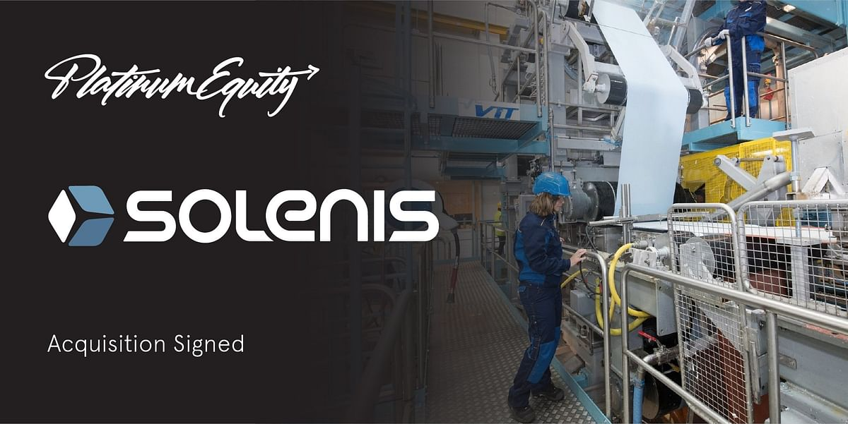 Platinum Equity to buy specialty chemicals maker Solenis in $5.25 bln deal