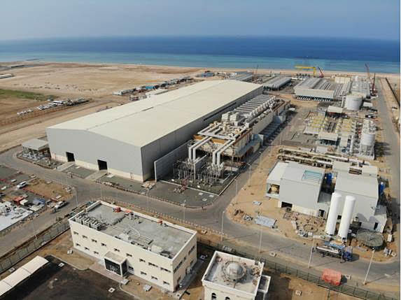 Abengoa advances in the commissioning of the Rabigh 3 desal plant and produces its first desalinated water