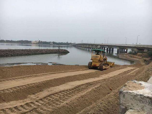 Dredged sea sand dumped into TN's Kosasthalaiyar river has toxic metals