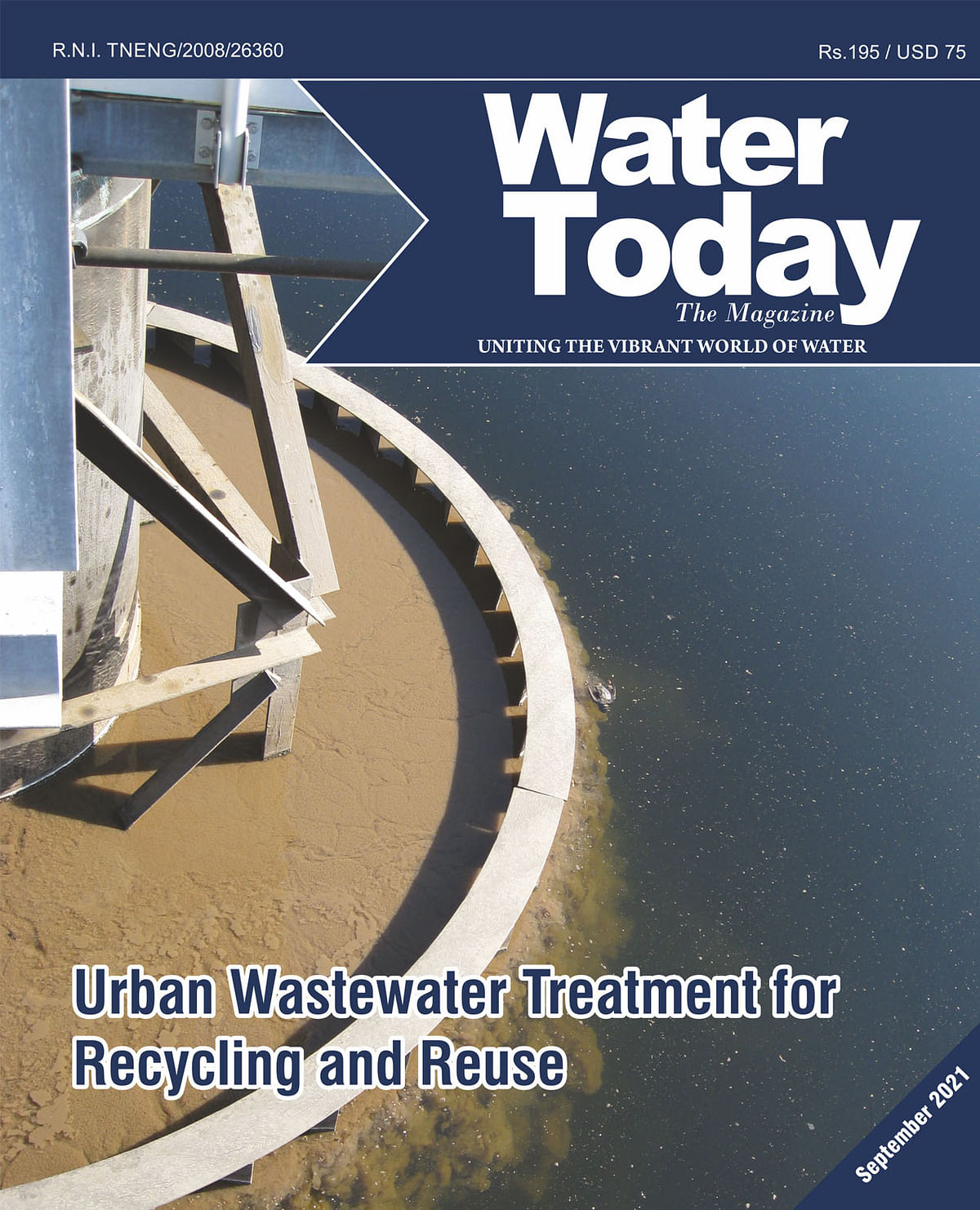 Urban Wastewater Treatment for Recycling and Reuse