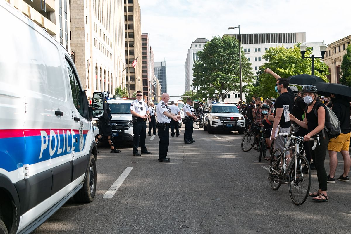 The mayor's response to police officers' use of force against protesters may have been the catalyst for the petition to recall Mayor Andrew Ginther, but activsts and organizers said their frustrations with Ginther's decisions regarding the police go back even farther
