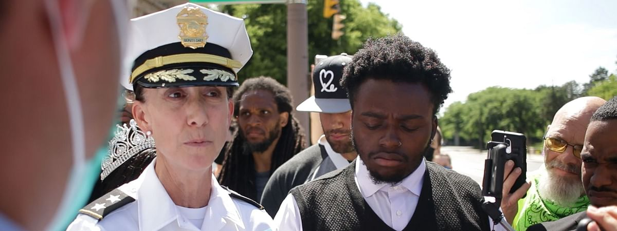 Black Freedom has met with Columbus police twice. Who are they?