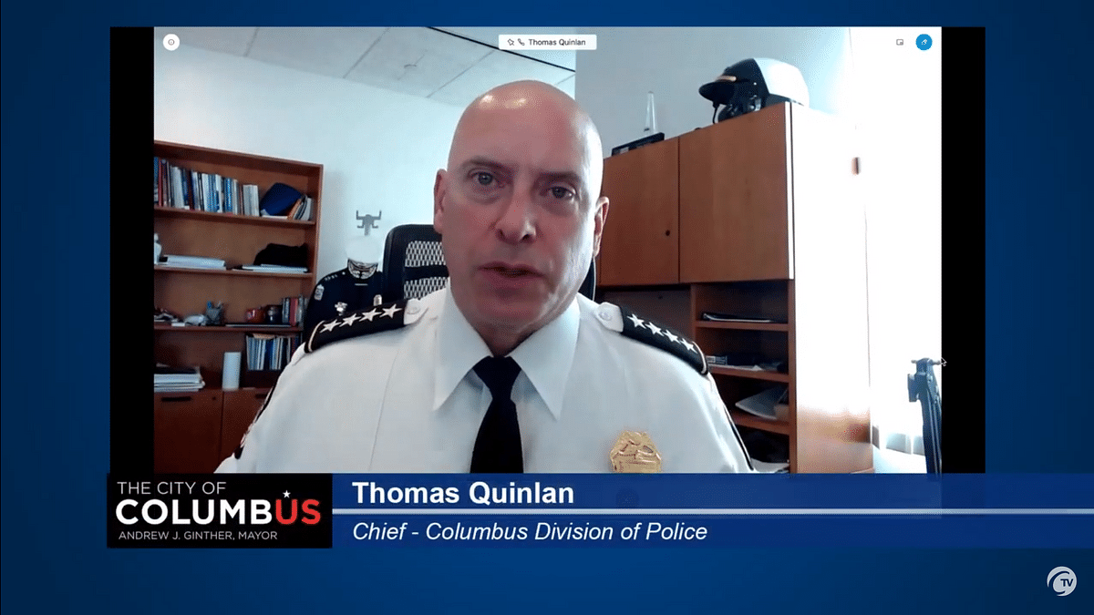 Columbus police falsely reported progress on promised reforms