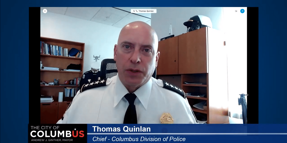 Quinlan stalled police reforms he opposed, leaked document shows
