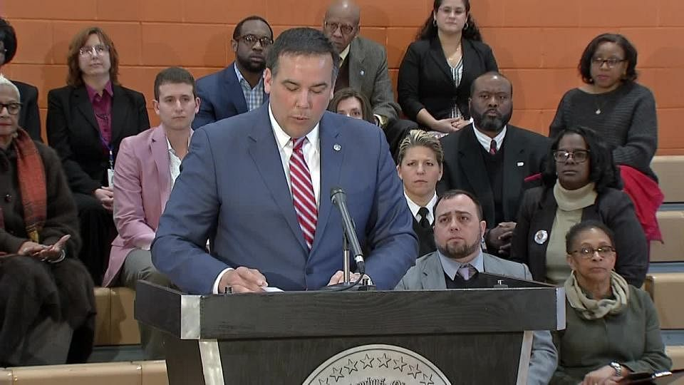 Mayor Andrew Ginther announced the creation of a Community Safety Advisory Commission in 2017. Two years later, the commission, and an outside firm they hired, presented 200 recommendations for police reform.
