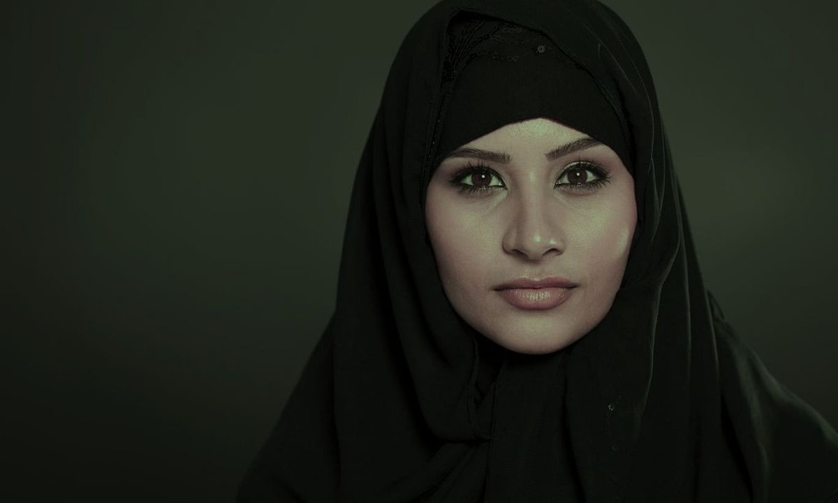 muslim women with Hijab