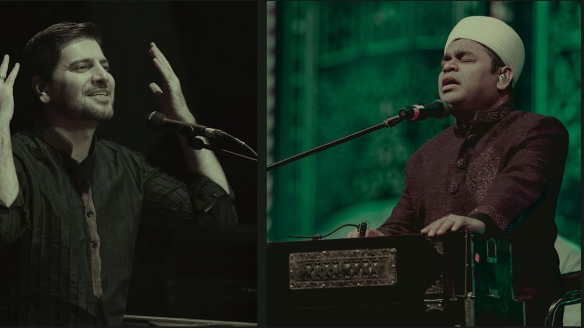 A. R. Rahman and Sami Yusuf.