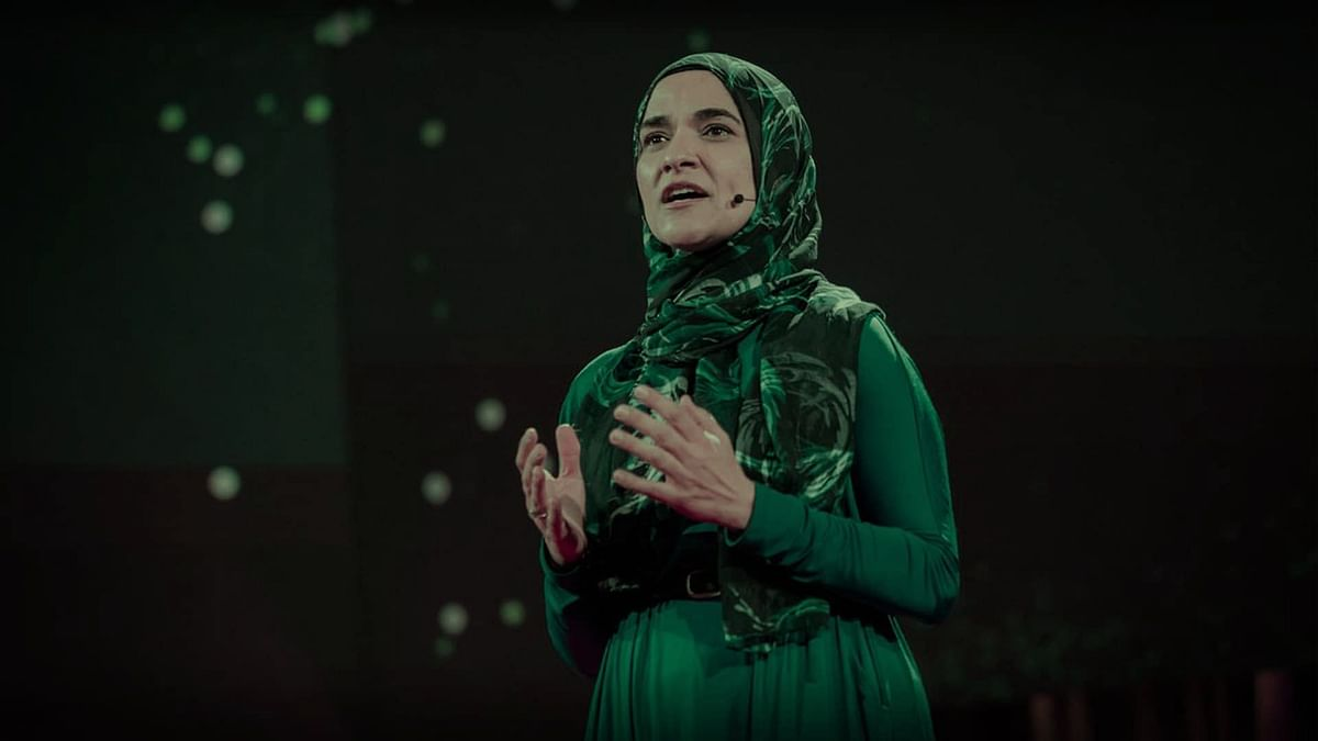 Dalia Mogahed Ted Talks on islamophobia