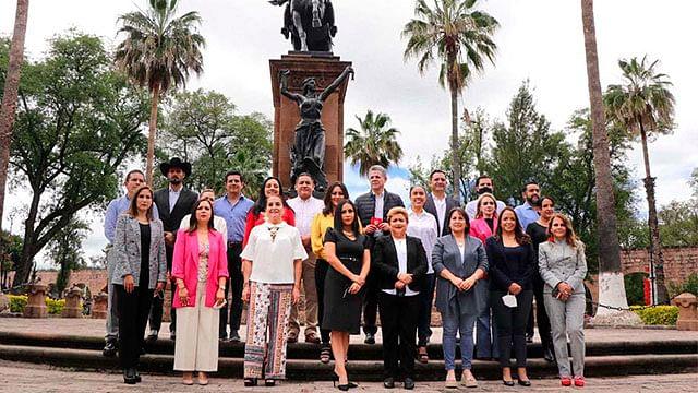 Atentado contra el Estado de Derecho en Michoacán, impedir instalación de la LXXV Legislatura: legisladores
