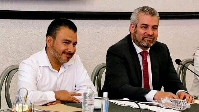 Presidente de JUCOPO notificó al Congreso que el TEPJF ratificó a Bedolla como gobernador