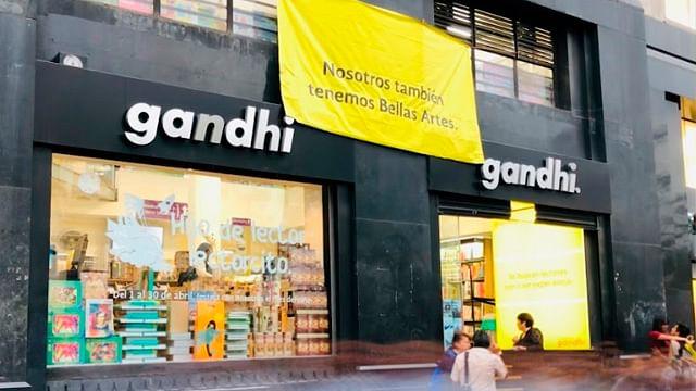 Librerías Gandhi abre cuenta en Only Fans