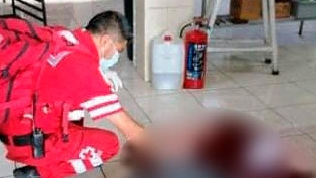 Michoacán: Panadero es asesinado de un balazo en la cabeza en su negocio