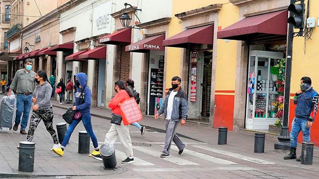 Michoacán registra 559 casos nuevos y 24 defunciones por Covid-19