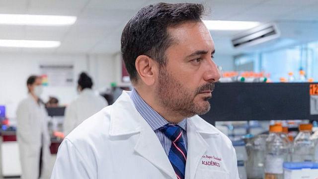 Arturo Reyes Sandoval, director del IPN