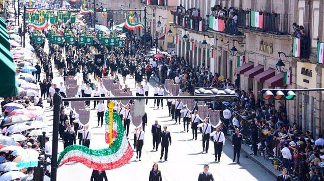 Morelia: 30 de septiembre, sin desfile ni fiesta y con plazas cerradas