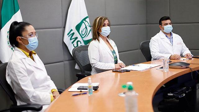 A un año de reuniones, IMSS avanza en atención a niños con cáncer