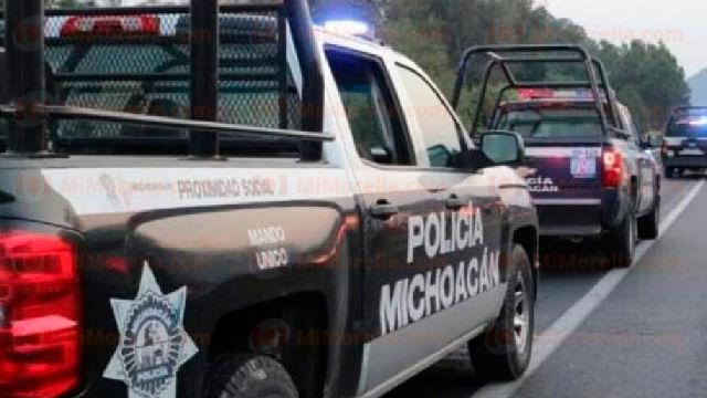 Asaltan a cuentahabiente y le quitan 270 mil pesos, en Tiripetío