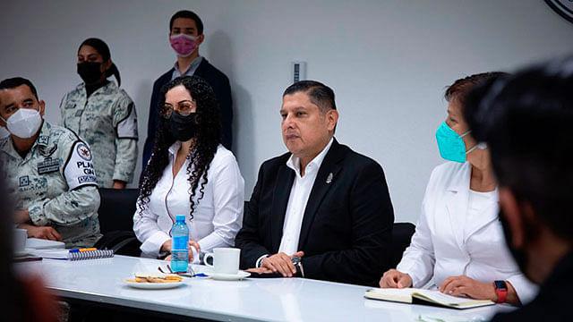 Mejorar la percepción sobre seguridad, nuestra prioridad: Ignacio Campos