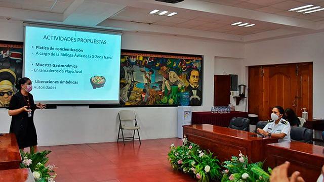 Acuerdan en Lázaro Cárdenas evento virtual para XXVII edición de la Expo Tortuga