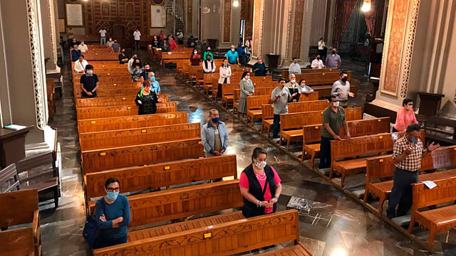 """Convocan a oración en el marco del """"Día Internacional de la Paz"""""""