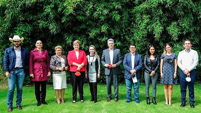 PRI Michoacán fortalece la LXXV Legislatura
