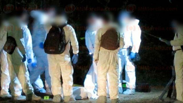 Hallan dos cadáveres en el municipio de Cuitzeo