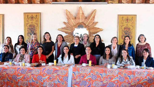 Diputadas se comprometen con michoacanas y con grupos vulnerables